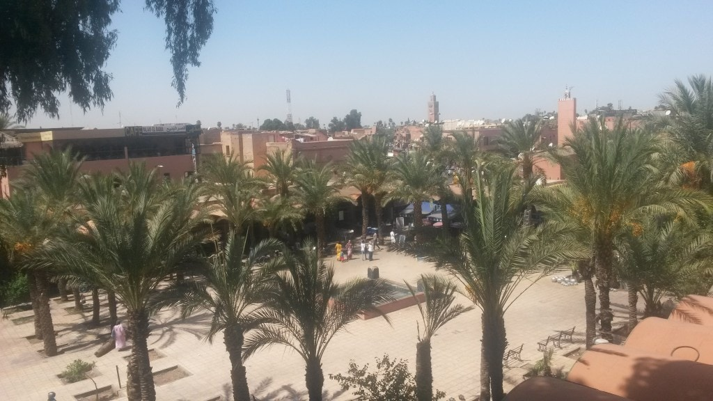 Uitzicht Kosybar