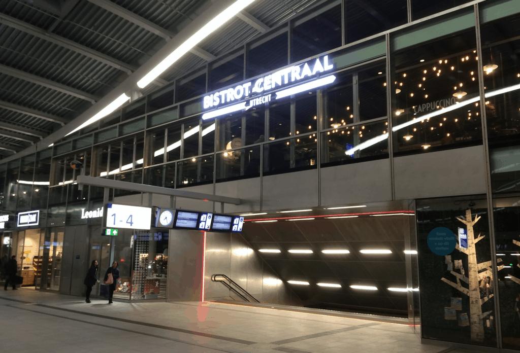 Bistrot Utrecht Centraal