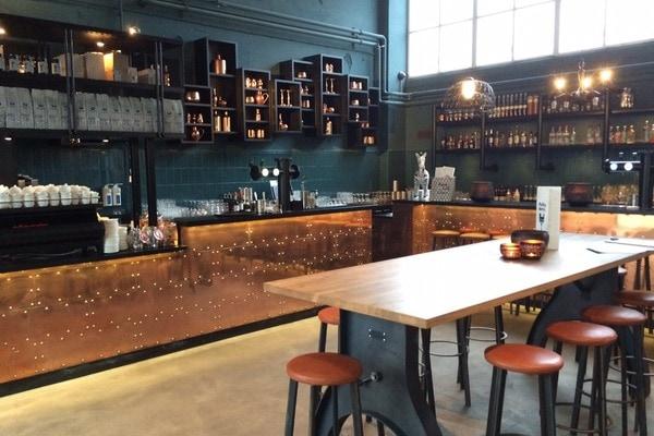 Coming soon 3 nieuwe restaurants in amsterdam for Nieuwe restaurants amsterdam